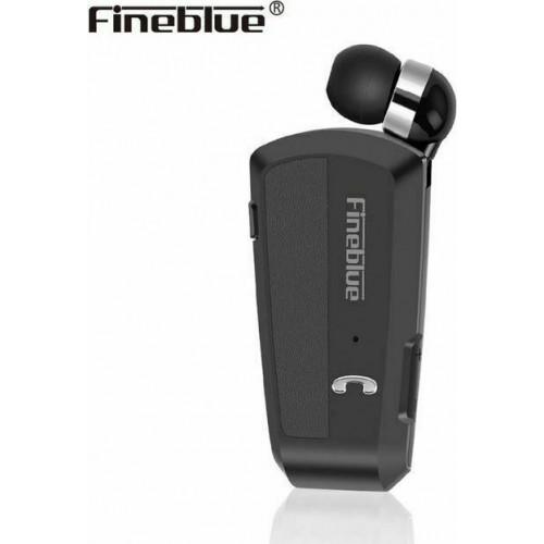 Fineblue F990 In-ear Bluetooth Handsfree Μαύρο