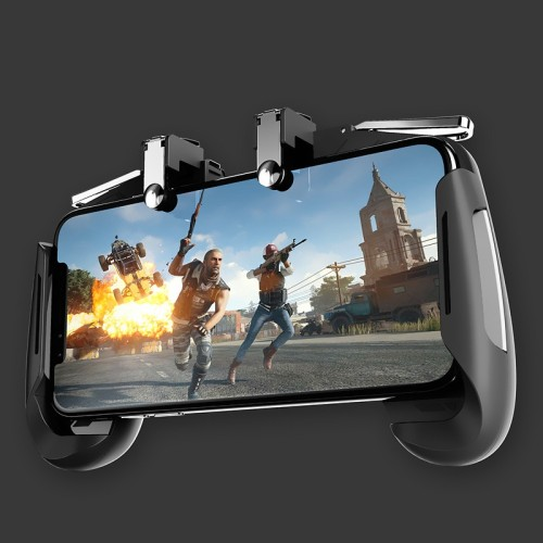 Mobile Phone Game Controller for PUBG Compatible ak-16 black Τεχνολογία