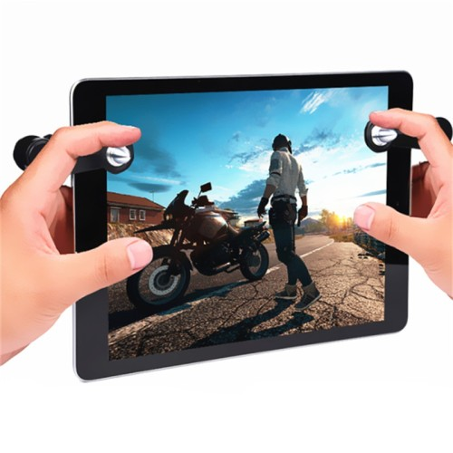 Tablet Game Controller Shooting and Trigger Fire Buttons L1R1 Mobile