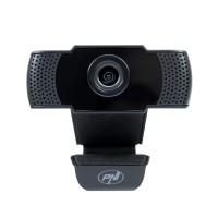 PNI CW1850 Full HD 1080P 2MP web camera, USB, κλιπ, ενσωματωμένο στερεοφωνικό μικρόφωνο Multimedia