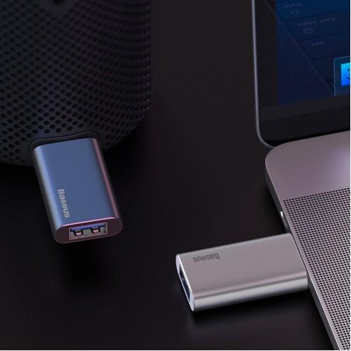 Baseus USB Flash Drive 16GB με φορτιστή USB για laptop, υπολογιστή και αυτοκίνητο ACUP-A0A