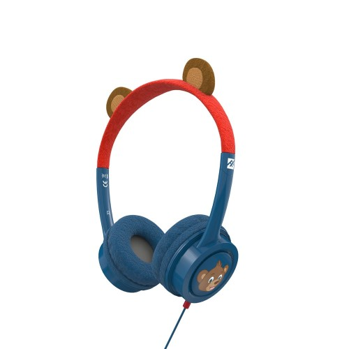 iFROGZ Little Rockerz Costume Over-Ear Ακουστικά για παιδιά (Bear)