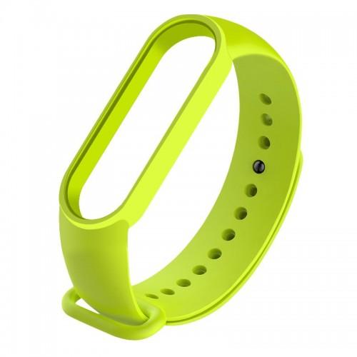 Ανταλλακτικό Λουράκι για Xiaomi Mi Band 5 - Πράσινο