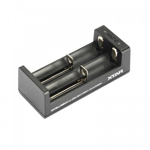 XTAR MC2 Φορτιστής μπαταριών  Τεχνολογία
