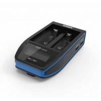 XTAR Over Slim Φορτιστής μπαταριών BLACK Τεχνολογία