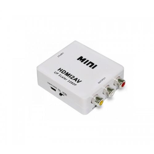 Αντάπτορας – HDMI2AV – 882091