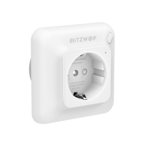 Smart plug WiFi BlitzWolf BW-SHP8 3680W, 16A