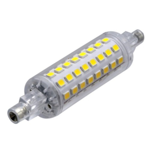 YWXLight R7S 78mm 2835SMD 64-LED LED Lamp Lampada AC 220 - 240V
