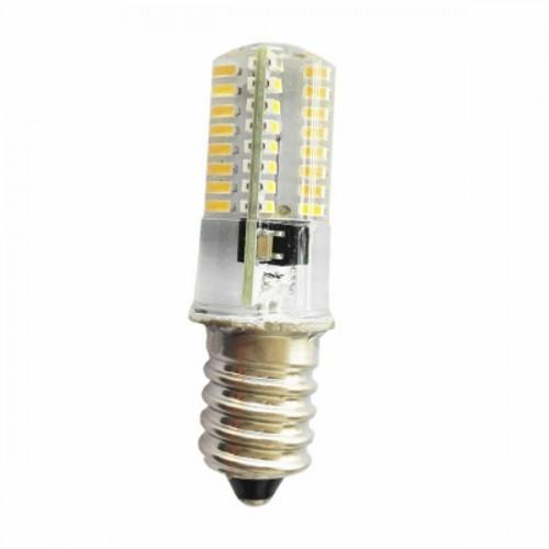 OMTO 3014 LED Lamp E14 64Led 220V 5w Crystal Lighting Bi-pin Light