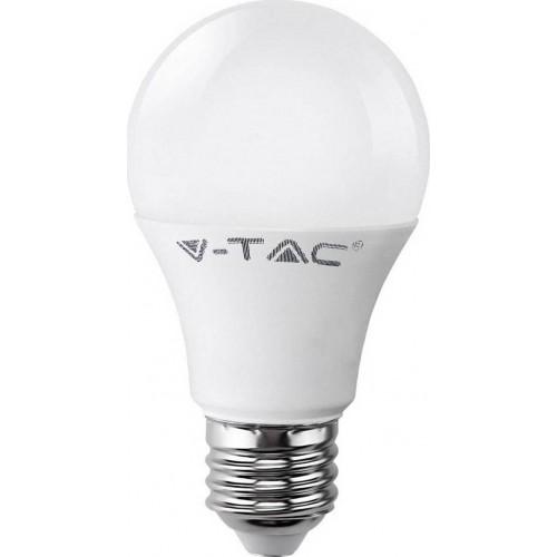V-TAC Λάμπα LED E27 A60 SMD 11W Ψυχρό λευκό 6400K