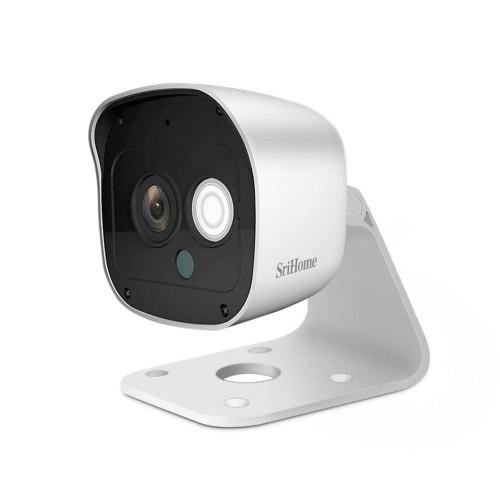 Sricam srihome SH029 3.0MP Mini IP Camera Waterproof WIFI Camera Smart Home Night Vision Baby Monitor Mobile Remote Human Tracking Alarm