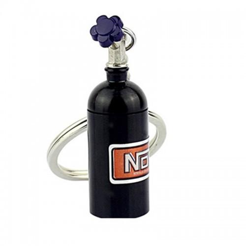 Μπρελόκ Mini Nitrous Oxide Bottle Turbo - Μαύρο