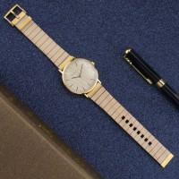 Bewell ZS W001S quartz warm white Unisex Αδιάβροχο Ξύλινο Ρολόι Καρπού Μόδα