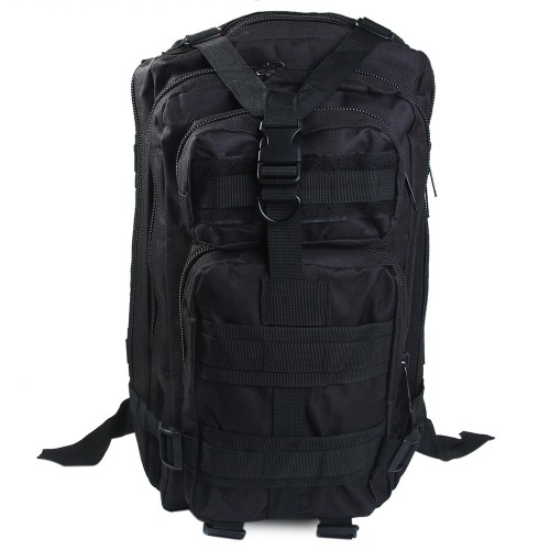 e14ae592c7a 3P Military 30L Backpack Sports Bag for Camping Traveling Hiking Trekking τσάντας  πλάτης BLACK
