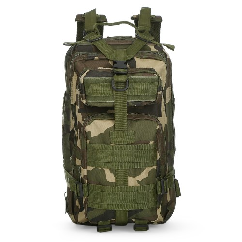 3P Military 30L Backpack Sports Bag for Camping Traveling Hiking Trekking τσάντας πλάτης JUNGLE CAMOUFLAGE