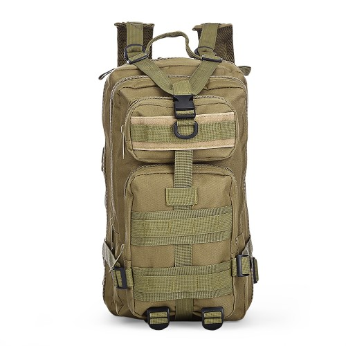 3P Military 30L Backpack Sports Bag for Camping Traveling Hiking Trekking τσάντας πλάτης KHAKI Hobby - Αθλητισμός