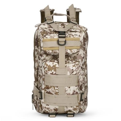 3P Military 30L Backpack Sports Bag for Camping Traveling Hiking Trekking τσάντας πλάτης MARPAT DESERT
