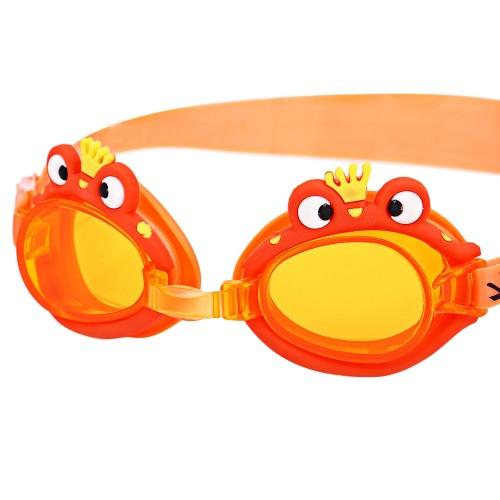 Γυαλιά Κολύμβησης orange frog MYSTYLE Adjustable Kid UV-resistant Anti-fog Swimming Goggles Outdoor Sport Eyeglasses Hobby - Αθλητισμός