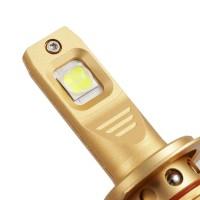 Auxbeam H7 LED GT Series 90W 9000LM 12V/24V