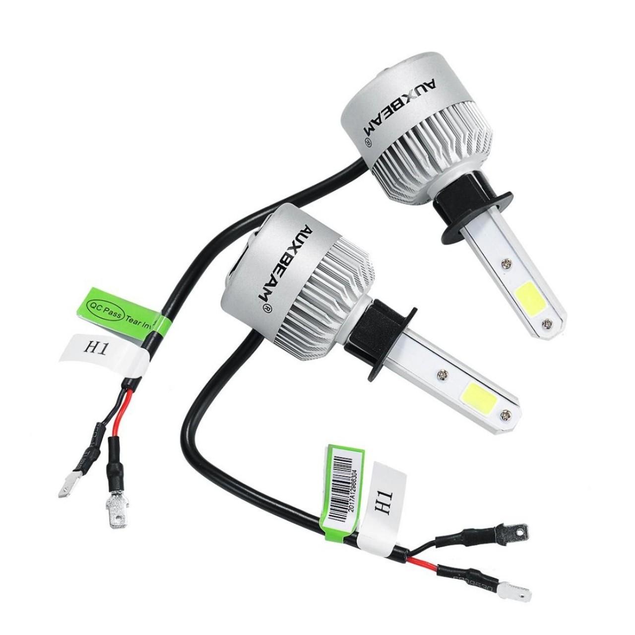 Auxbeam H1 LED S2 Series 72W 8000LM 12V 24V ba3e87e3703