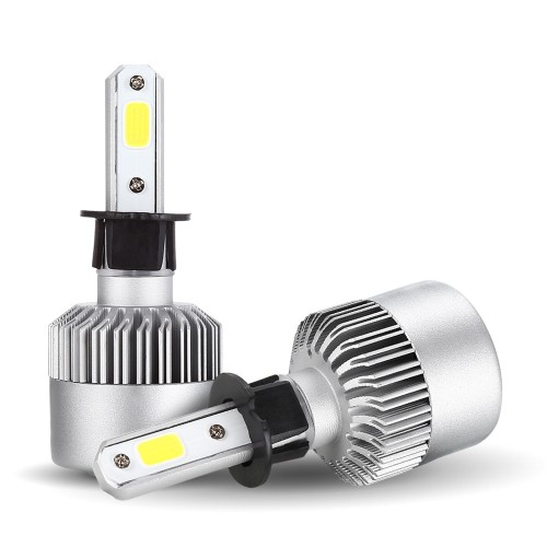 S2 H3 72W 7200 LM 6000K LED HEADLIGHT