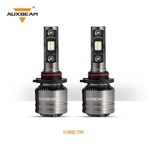AUXBEAM (2pcs/set) 9005 T1 Series LED Headlight Bulbs - 6500K 8000LM
