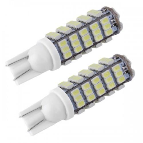 OEM T10 68 SMD 1206 LED Lamp 2PCS Λευκό