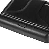 F02 Κάμερα Οπισθοπορείας 18,5mm για τον προφυλακτήρα και οθόνη 4,3inch  Auto - Moto