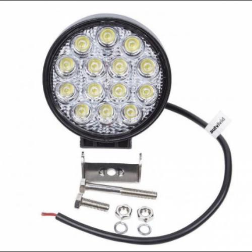 Προβολέας Στρογγυλός LED 42w