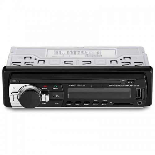 Ηχοσύστημα Αυτ/Του JSD - 520 Wireless Bluetooth Car MP3 Player