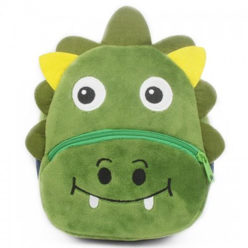 Βρεφική Τσάντα Πλάτης πράσινος δράκος AS19417