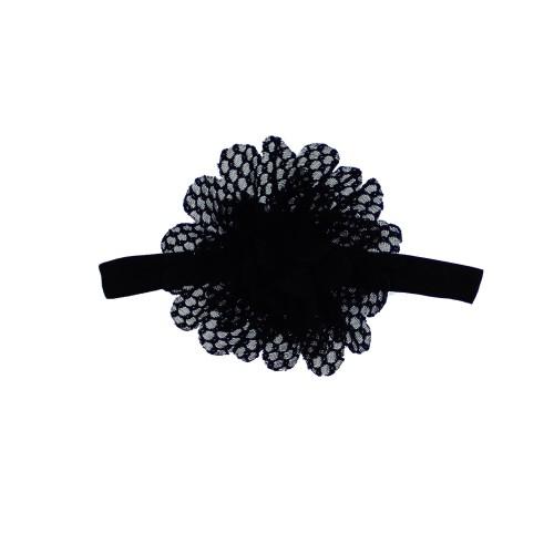 Βρεφική κορδέλα - Μαύρο Χρώμα