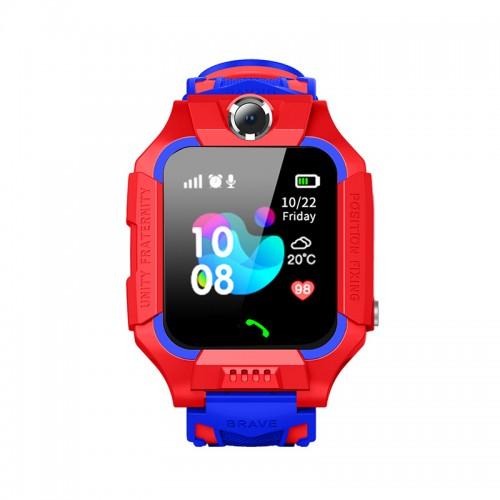OEM U6L Children Smart Watch V1.0 Version red