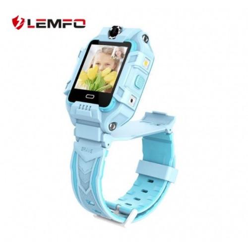 LEMFO Y99 4G HD CALL WIFI Παιδικό Smart Watch - Μπλε