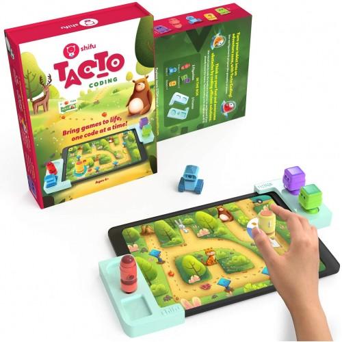Plugo Tacto Coding by PlayShifu Σύστημα παιδικού παιχνιδιού που μετατρέπει το tablet σας σε Διαδραστικό Επιτραπέζιο Παιχνίδι