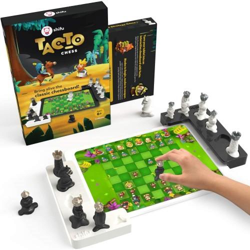Plugo Tacto Chess by PlayShifu Σύστημα παιδικού παιχνιδιού που μετατρέπει το tablet σας σε Διαδραστικό Επιτραπέζιο Παιχνίδι