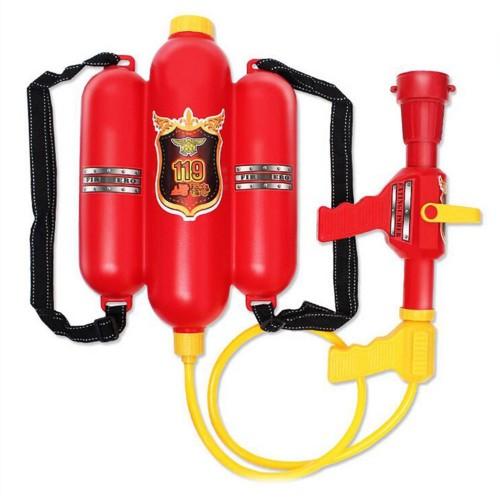 Νεροπίστολο με παγούρι πλάτης 2,2L Fireman  Παιδικά - Βρεφικά