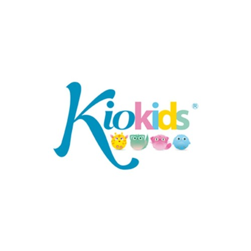 KioKids Σαλιάρα Σιλικόνης Μονόκερος