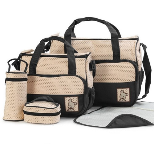 Moni Set Bags Stella black