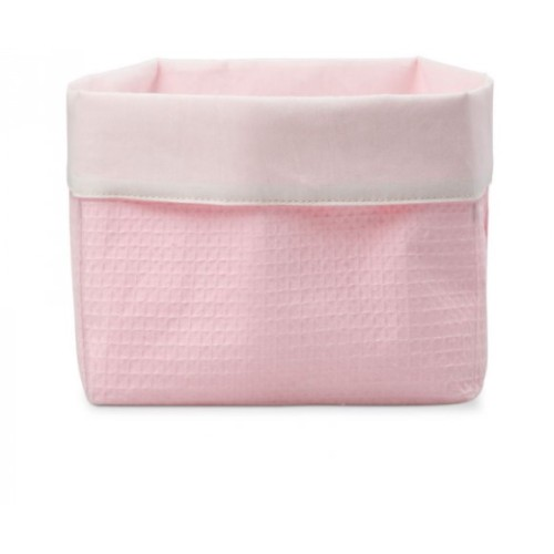 KioKids Καλαθάκι Καλλυντικών Ροζ 15x15