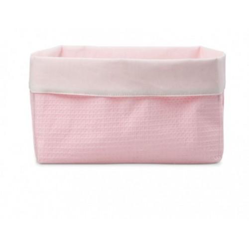 KioKids Καλαθάκι Καλλυντικών Ροζ 25x17x15
