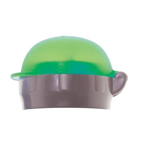 LAKEN Ανταλλακτικό Καπάκι για Παγούρι Αλουμινίου πράσινο