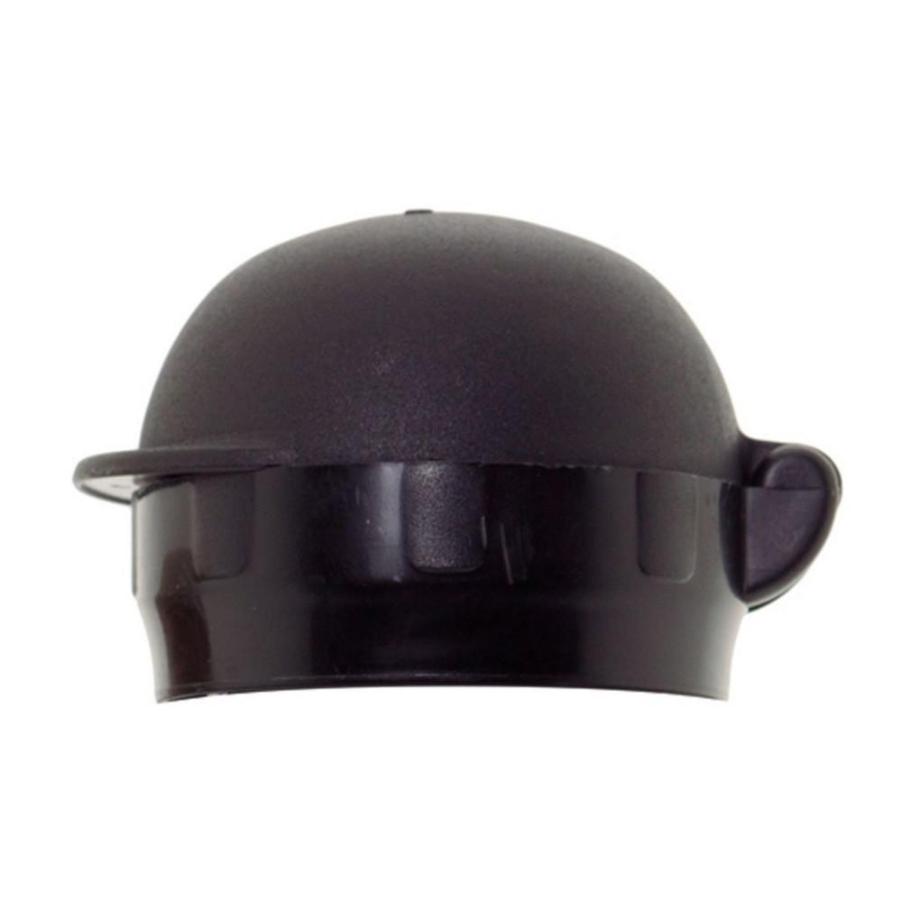 LAKEN Ανταλλακτικό Καπάκι για Παγούρι Αλουμινίου μαυρο