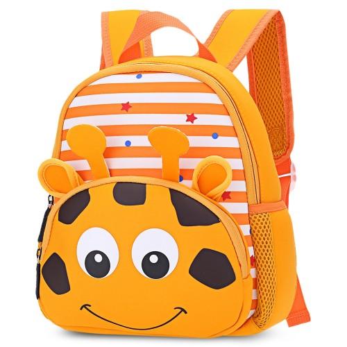 Παιδική τσάντα νηπιαγωγείου καμηλοπάρδαλη OEM 1278