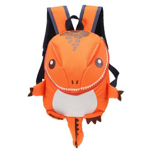 ce243641bf Παιδική τσάντα νηπιαγωγείου δεινόσαυρος πορτοκαλί OEM Παιδικά - Βρεφικά