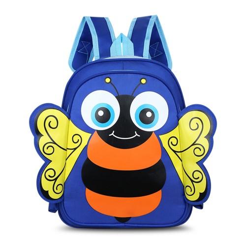 Παιδική τσάντα νηπιαγωγείου μέλισσα  μπλε I091 Παιδικά - Βρεφικά