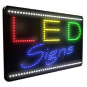 Επιγραφές LED