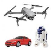 Drones & Τηλεκατευθυνόμενα