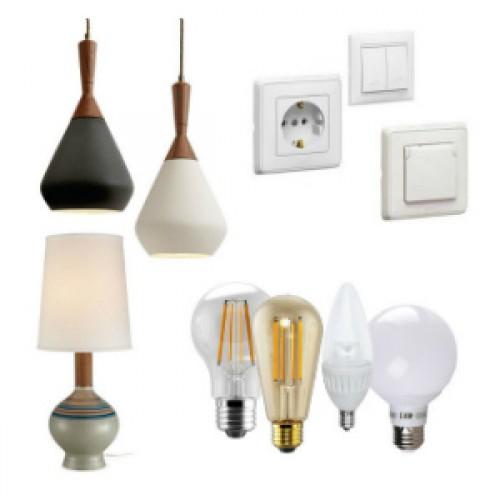 Φωτισμός & Ηλεκτρολογικός Εξοπλισμός