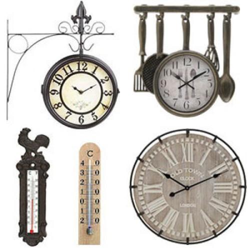 Ρολόγια-Θερμόμετρα-Υγρασιόμετρα